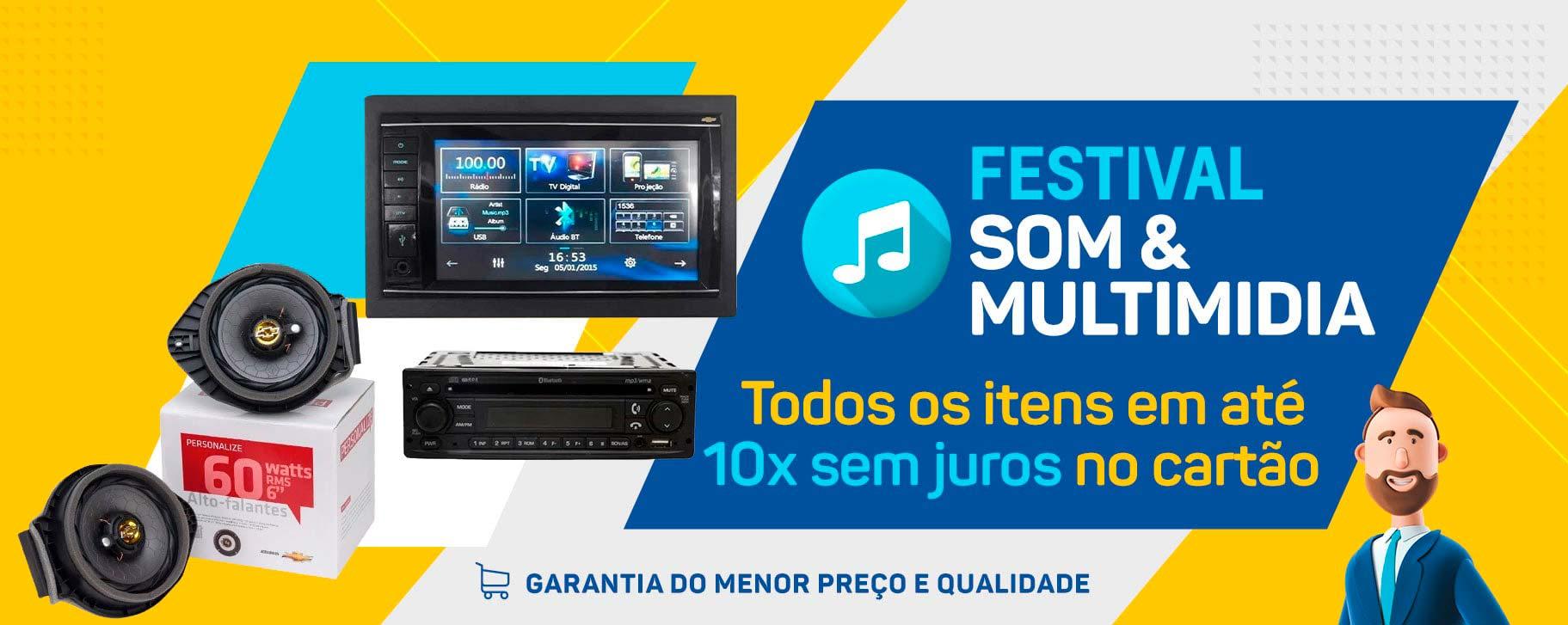 Festival do Som & Multimídia